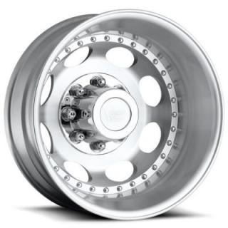 VISION WHEELS   HAULER 181 DUALLY MACHINED REAR RIM