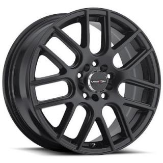 CROSS 426 FWD MATTE BLACK RIM from VISION WHEELS