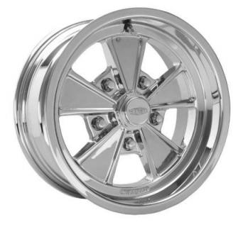 SPECIAL BUY WHEELS  CRAGAR 500P ELIMINATOR POLISHED RIM