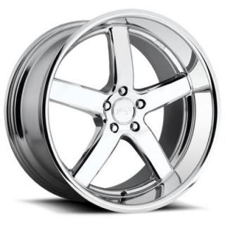 NICHE WHEELS  PANTANO M171 CHROME RIM