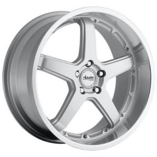 ADVANTI A2 TRAKTION SILVER RIM with MACHINED LIP from SPECIAL BUY WHEELS