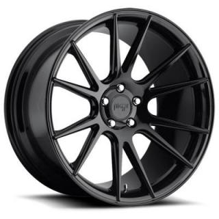 NICHE WHEELS  VICENZA M152 GLOSS BLACK RIM