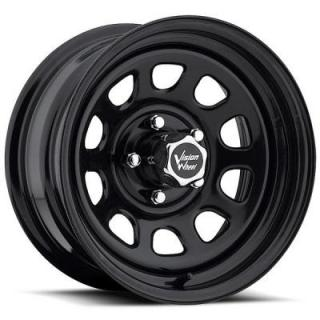 D-WINDOW 84 RWD BLACK RIM cap is additional $15 each from VISION WHEELS