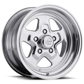 VISION WHEELS   NITRO 521 RWD POLISHED RIM
