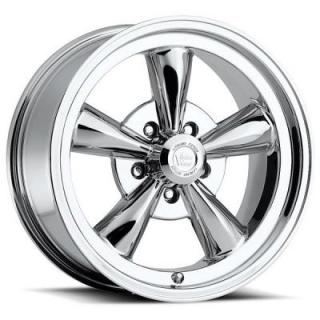 VISION WHEELS   LEGEND 5 TYPE 141 CHROME RIM