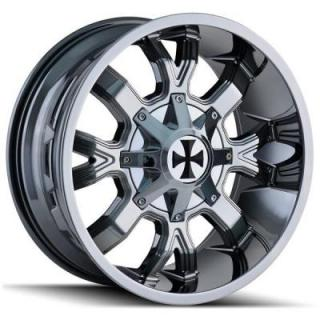 DIRTY 9104 PVD2 RIM by CALI OFF-ROAD WHEELS