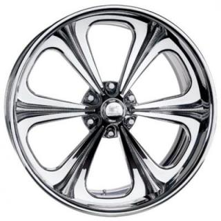 BILLET SPECIALTIES WHEELS  PROFILE COLLECTION RAT TAIL 6 POLISHED RIM
