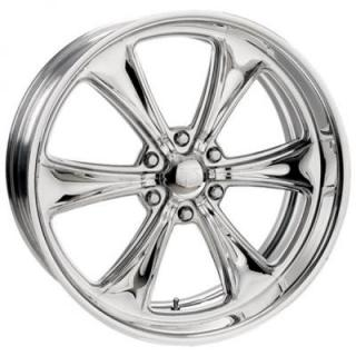 BILLET SPECIALTIES WHEELS  SLC SERIES SLC63 POLISHED RIM