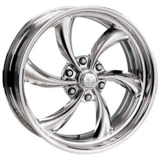 BILLET SPECIALTIES WHEELS  SLC SERIES SLC76 POLISHED RIM