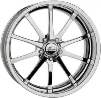 BILLET SPECIALTIES WHEELS  SLC SERIES TURBINE POLISHED RIM