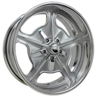 BILLET SPECIALTIES WHEELS  VINTAGE SERIES BONNEVILLE C BRUSHED CLEAR RIM