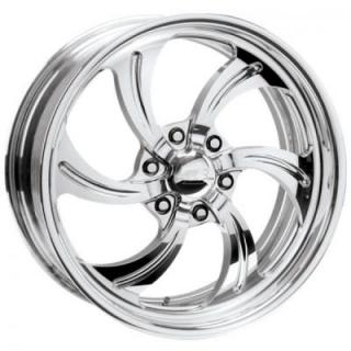 BILLET SPECIALTIES WHEELS  SLG SERIES SLG06 POLISHED RIM