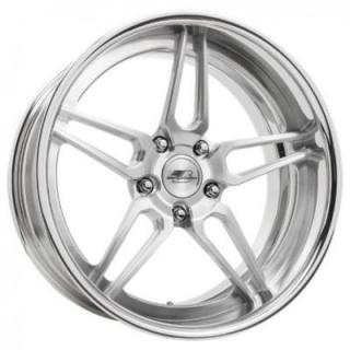 BILLET SPECIALTIES WHEELS  CONCAVE PRO-TOURING RAZOR POLISHED RIM