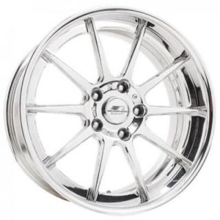 BILLET SPECIALTIES WHEELS  CONCAVE PRO-TOURING TOPLOADER POLISHED RIM