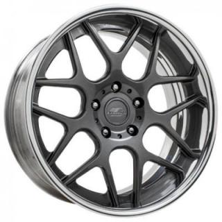 BILLET SPECIALTIES WHEELS  CONCAVE PRO-TOURING WEDGE POLISHED RIM