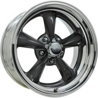 BILLET SPECIALTIES WHEELS  LEGENDS SERIES RIVAL S SMOKE RIM