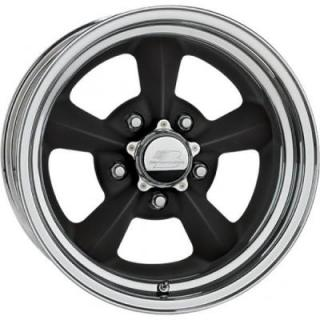 BILLET SPECIALTIES WHEELS  LEGENDS SERIES RIVAL B BLACK RIM