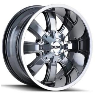 TYPE 189 PVD2 RIM by ION ALLOY WHEELS