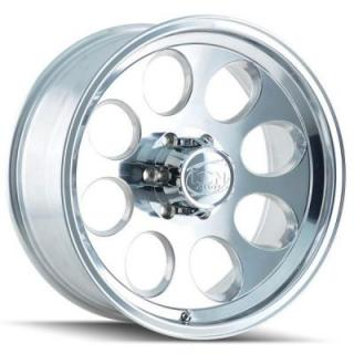 TYPE 171 POLISHED RIM by ION ALLOY WHEELS