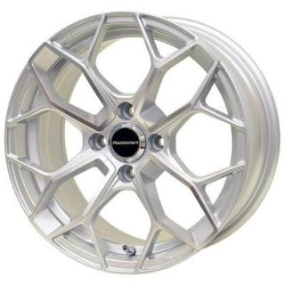 SPECIAL BUY WHEELS  RACING HART SS-A1 SILVER MACHINED RIM