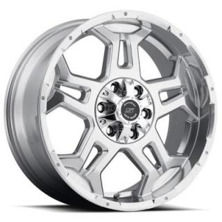SENDEL WHEELS   SENDEL S37 TANGO POLISHED RIM