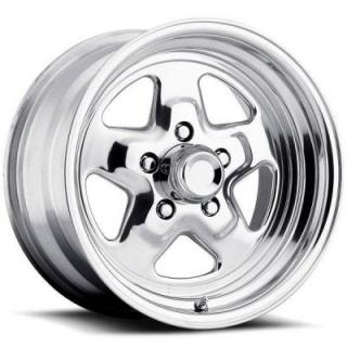 SPECIAL BUY WHEELS  ULTRA MUSCLE OCTANE 521 POLISHED RIM DISPLAY SET 1 SET ONLY - SOLD AS IS