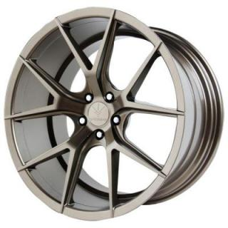 VERDE WHEELS  AXIS GLOSS BRONZE RIM
