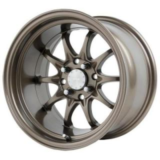 VERDE WHEELS  BOOST GLOSS BRONZE RIM
