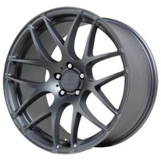 VERDE WHEELS  EMPIRE MATTE GRAPHITE RIM