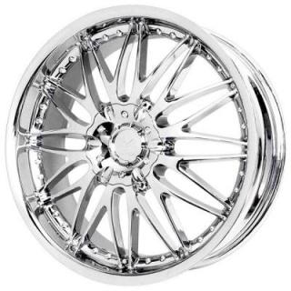 VERDE WHEELS  REGENCY CHROME RIM