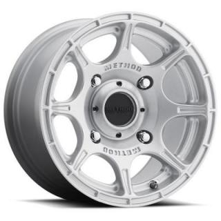 UTV MR408 ROOST SILVER RIM by METHOD RACE WHEELS