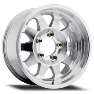 METHOD RACE WHEELS  RACE MR101 NON-BEADLOCK RAW MACHINED RIM