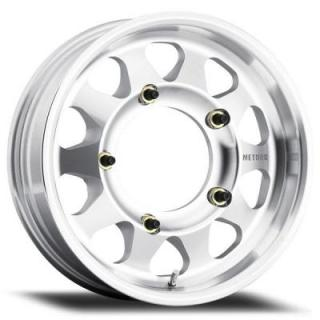 RACE MR101 BUGGY NON-BEADLOCK RAW MACHINED RIM by METHOD RACE WHEELS