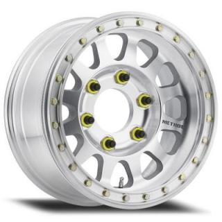 RACE MR102 BEADLOCK RAW MACHINED RIM by METHOD RACE WHEELS