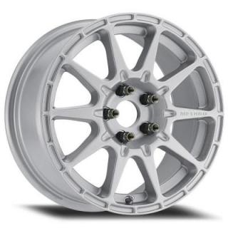 METHOD RACE WHEELS  RACE MR501 RALLY VT-SPEC SILVER RIM