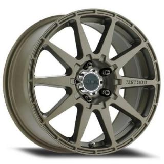 METHOD RACE WHEELS  RALLY MR501 BRONZE RIM