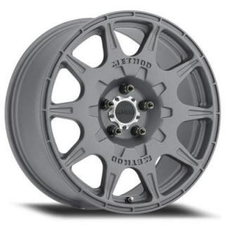 RALLY MR502 TITANIUM RIM by METHOD RACE WHEELS
