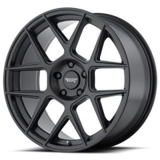 AMERICAN RACING WHEELS  AR913 APEX SATIN BLACK RIM