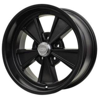 CRAGAR 500B ELIMINATOR MATTE BLACK RIM from SPECIAL BUY WHEELS