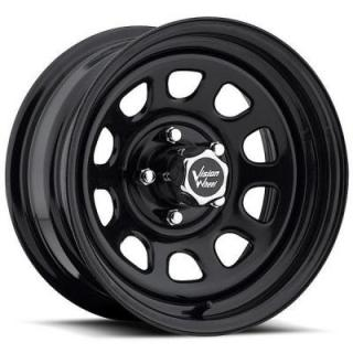 SPECIAL BUY WHEELS  VISION D-WINDOW 84 RWD BLACK RIM cap is additional $15 each DISPLAY SET 1 SET ONLY - SOLD AS IS