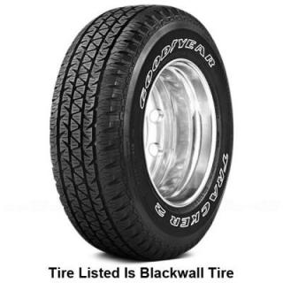 GOODYEAR TIRES  TRACKER 2 BLACK SIDEWALL