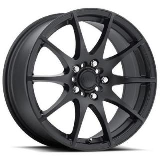 SPECIAL BUY WHEELS  VOXX MILENA MATTE BLACK RIM PPT