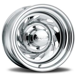 NINJA 67 SERIES CHROME RIM by U.S. WHEEL