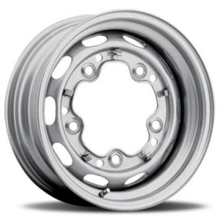 U.S. WHEEL  VW OEM BAJA 206 SERIES SILVER RIM