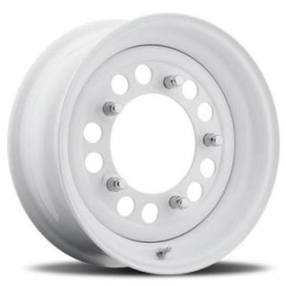 U.S. WHEEL  VW BAJA MOD 930 SERIES WHITE RIM