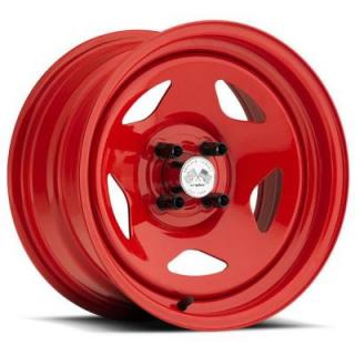 STAR FWD 021RED SERIES FULL RED RIM by U.S. WHEEL