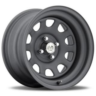 U.S. WHEEL  DAYTONA FWD 022GM SERIES FULL GUNMETAL RIM