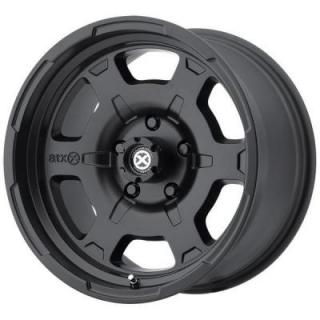 ATX SERIES AX198 CHAMBER II SATIN BLACK RIM PPT SET OF 4 from SPECIAL BUY WHEELS