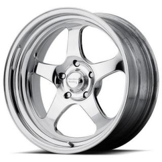 AMERICAN RACING WHEELS  VF501 FORGED POLISHED RIM