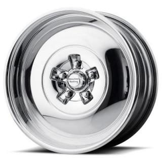 VF504 EL GORDO FORGED POLISHED RIM by AMERICAN RACING WHEELS